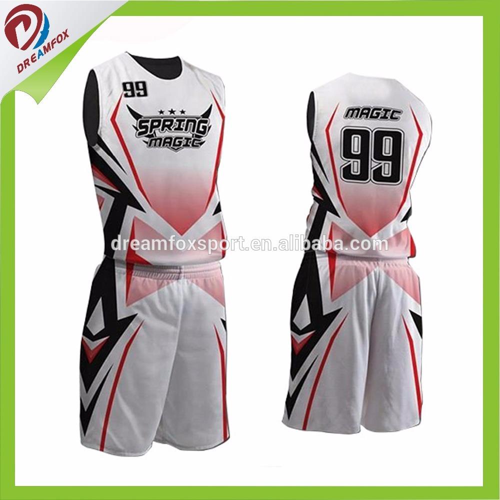 c89df1d062b hot new design school team custom sublimated basketball jersey uniform  design 2017