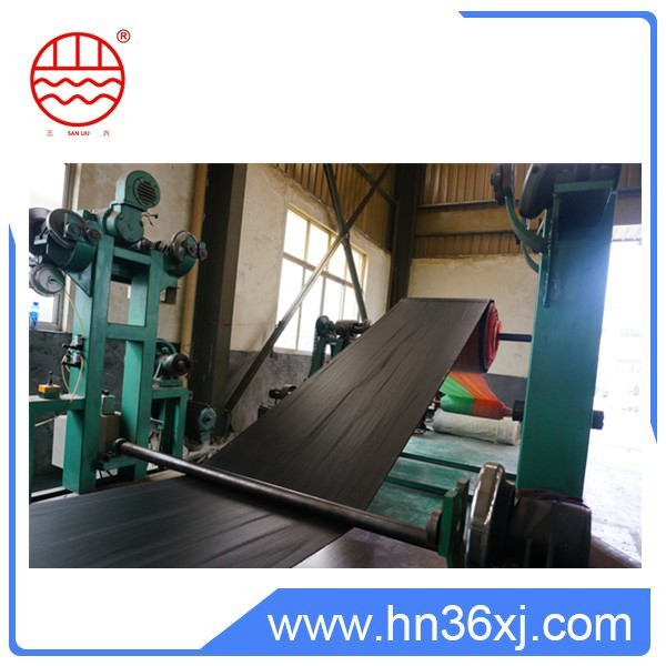 Chinese high strength endless rubber covered conveyor belt