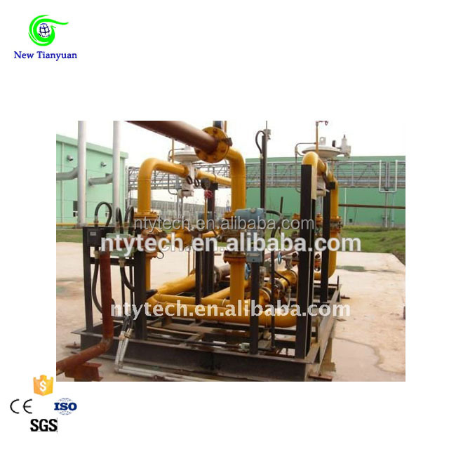 Liquefied Natural Gas Pressure Regulator Assembly