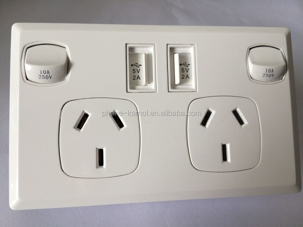 australia outlet plug type