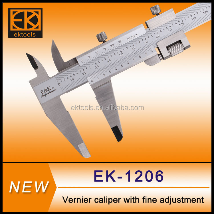 parallel scribing fat vernier caliper