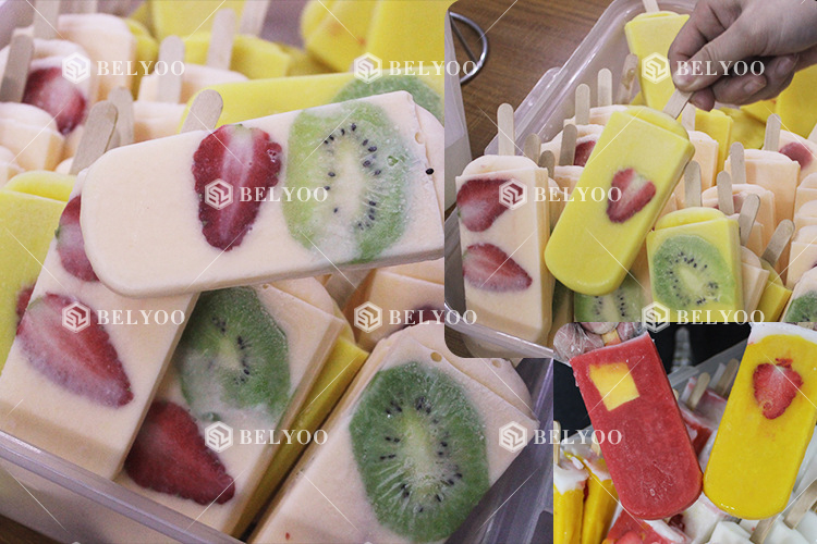 Automatic Ice Lolly Machine Ice Lolly Machine Price For Ice Pop