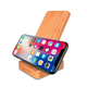 Type-C Input Wood Phone Charging Station Wireless Mobile Phone Charger Qi Wireless Charger for iPhone 8