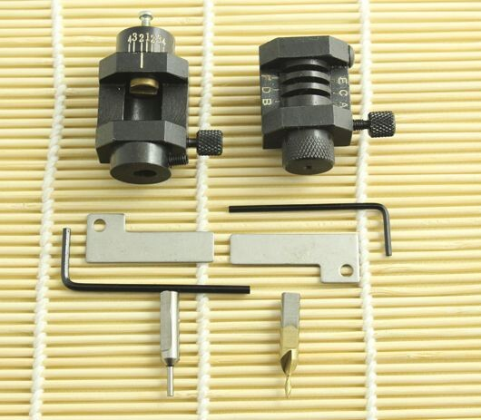 China Cheapest Tibbe Clamp Cutting Ford And Jaguar Keys With ...