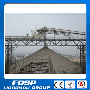 China Top Quality 3000 Ton Steel Grain Storage Silo Maize Storage ...