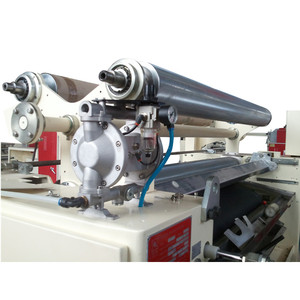 textile waterproof fabric coating machine