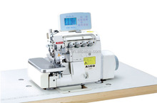 China professional supplier 3 thread overlock sewing machine