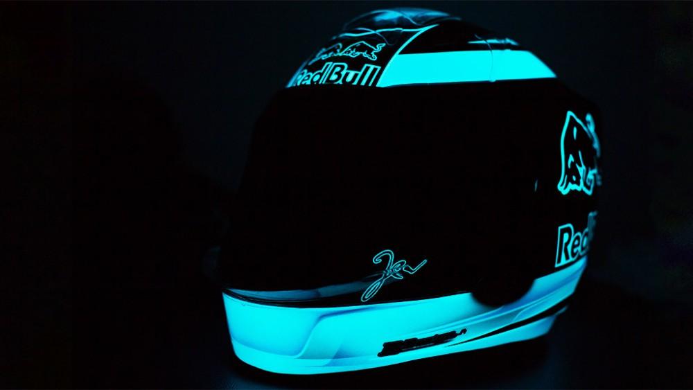Custom Printing Premium Motorcycle Helmet Reflective