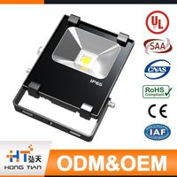 High Reliability Tunnel Lamp Guangdong Slim 10W RGB Led Flood Light