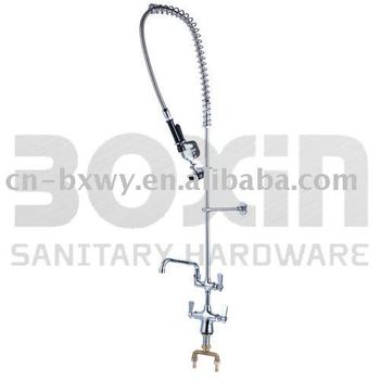 pre-rinse units dishwasher faucet