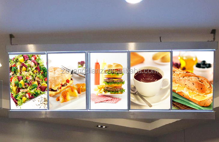 Point Of Purchase For Fast Food Restaurants