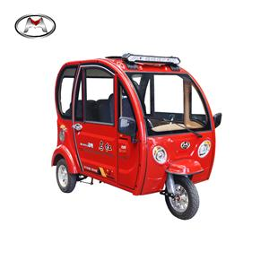 2018 best sale adult tricycle tuk tuk three wheel passenger tricycle for  sale street legal electric car bangladesh for sale