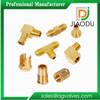Customized Design precision OEM brass metal cnc machining milling turning parts