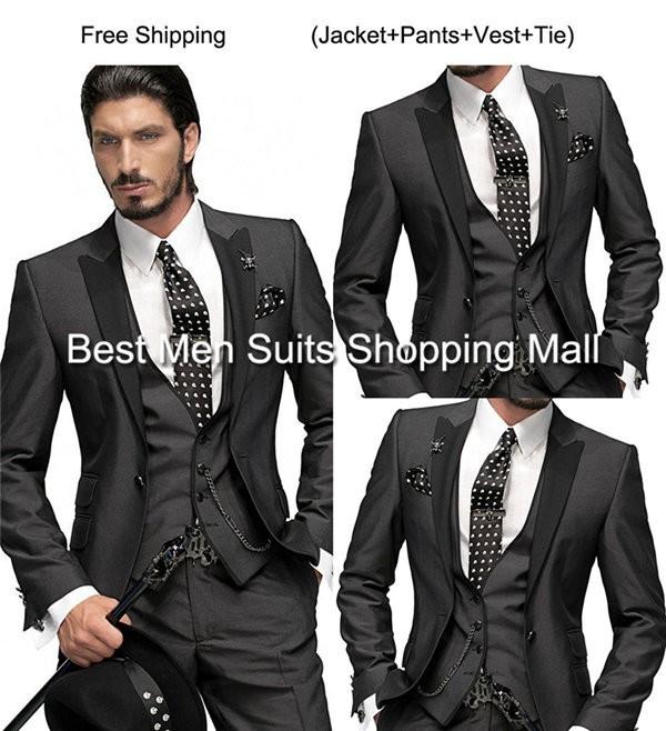 schwarzes hemd braune schuhe