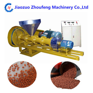 floating fish feed pellet mill making machine in Bangladesh. Floating fish feed formulation