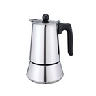Professional Made coffee tamper Turkey stovetop espresso coffee maker