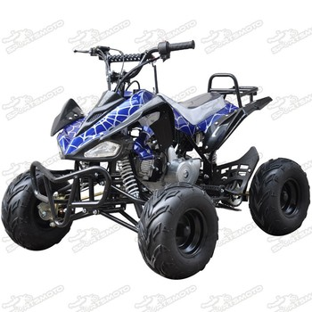 Electric Start Quad Bike 50 70cc Automatic 4stroke Kids ATV Four Wheeler