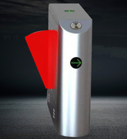 rfid Turnstile For Office Buildings With Access Control System
