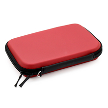 NEW Red Hard Travel Carry Case Cover Bag For Nintendo 3Ds LL Pouch Skin Sleeve