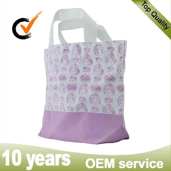 Sedex audit customized eco cotton shopping bag