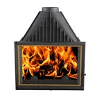 Big power Cast iron wood stove insert factory directly price WM-XL011