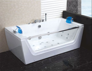 Whole Jetted Tubs Shower Combo Hydro Mage Bathtub