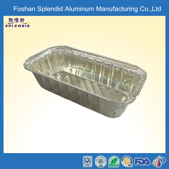dinner frozen aluminum foil food container tray for serving/packaging/catering  sc 1 st  Alibaba & Dinner Frozen Aluminum Foil Food Container Tray For Serving ...