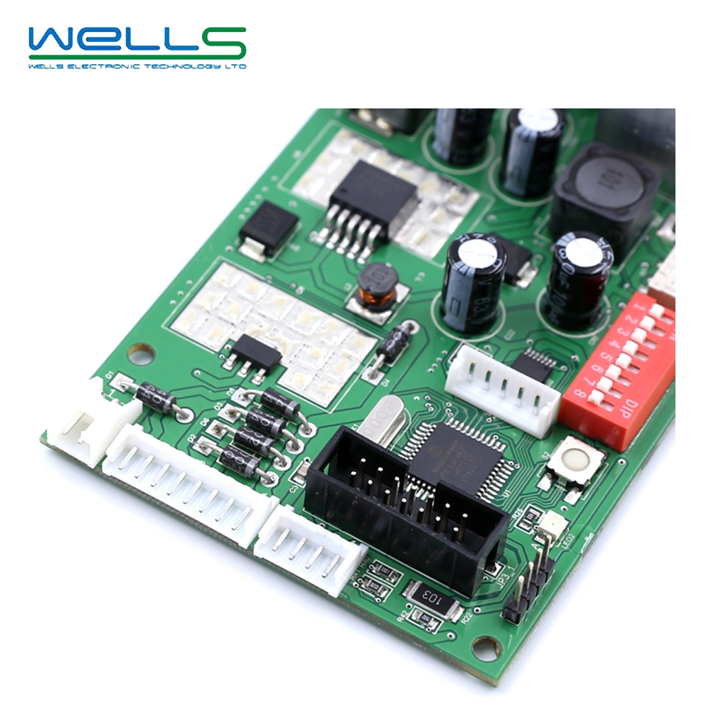 Printed Circuit Board Pcb Production Smt Electronic Assembly Rapid China Component Manufacturers And Suppliers On