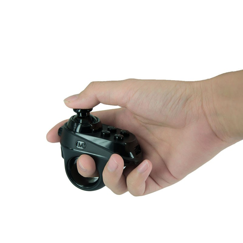 new coming !!! finger ring BT vr remote magicsee R1 Bluetooth 4.0 remote controller work together with vr glasses