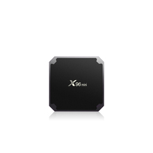 X96 mini android tv caja Amlogic S905W ram 1gb rom 8gb <span class=keywords><strong>OS</strong></span> android 7.1.2 smart TV box 4K Set Top box