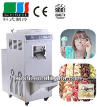 2016 KE SHI best-selling commercial hard ice cream machine/ Gelato machine /batch freezer made in China