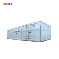 Timber Drying House MYHG-120 Wood Heating Kiln with Steam Drying