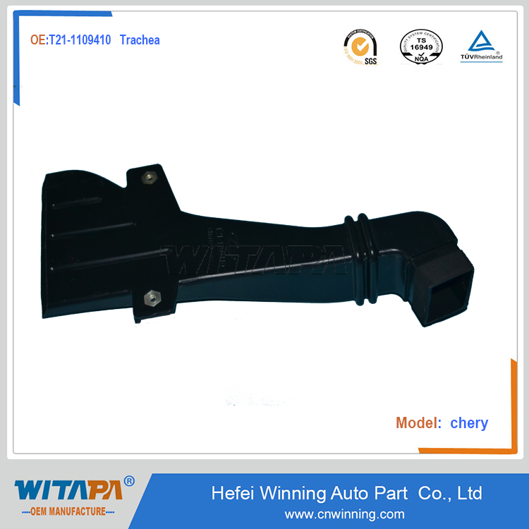 Chinese Chery original quality hot sale auto parts T21-1109410 Trachea