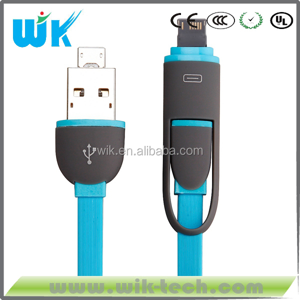 New tech No need MFI the best retractable usb cable for iphone