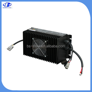 Waterproof Electric Car 48v Battery Charger Output 110v DC