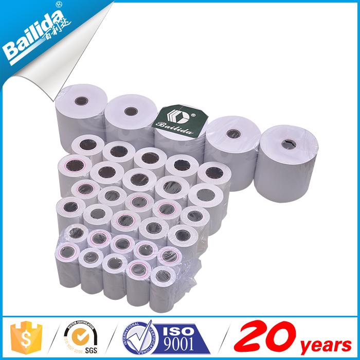 Registratore di cassa carta termica 80x60 piccola stampa dei biglietti carta pos carta macchina 80 rolls/box commercio all'ingrosso, fabbrica, venditore, produttore