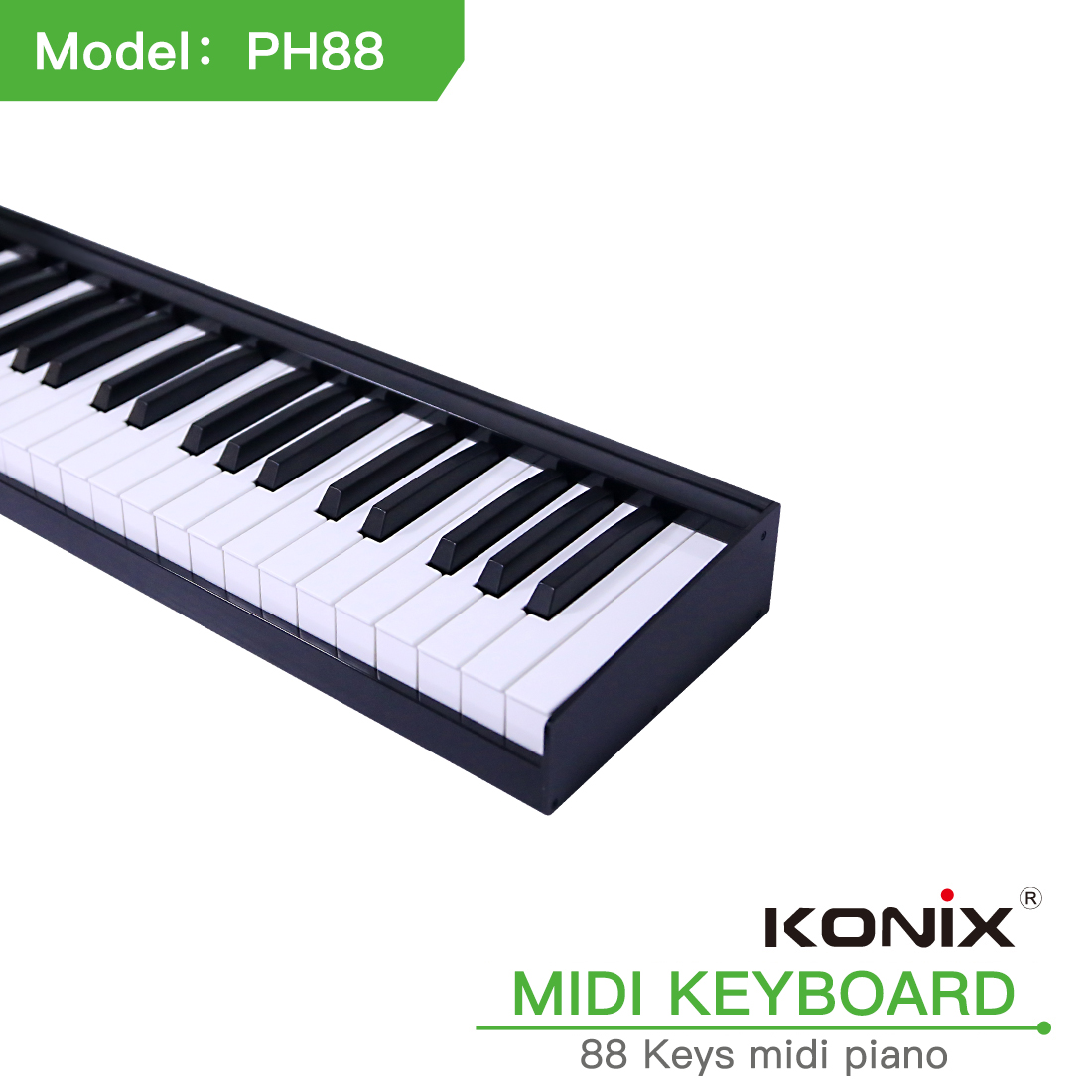 88 Key Plastic Musical Instruments Bluetooth Mode Electronic Keyboard Piano  With Musict Stand - Buy Electronic Keyboard Piano,88 Key Electric