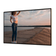 "49"" Wall mount multi touch screen panel smart screen loop video advertising display"