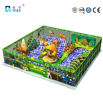 Children soft play structures indoor playground equipment for Indoor play structure prices