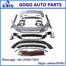 FOR VW GOLF 6 R20 FRONT AND REAR BODY KITS FRONT AND REAR BUMPER
