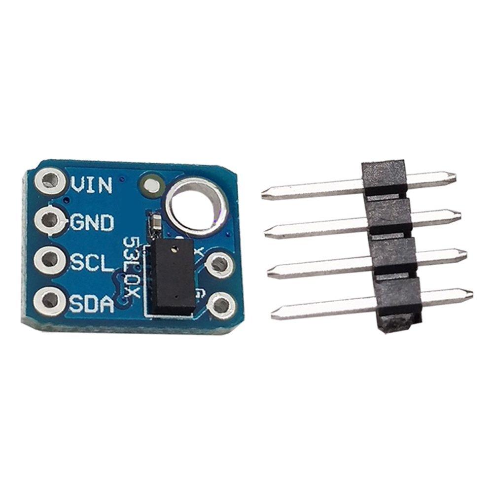 Buy Cloud Sensor Vl53l0x Gy 530 Laser Ranging Tof Diy Build Electronic Circuits Blocks