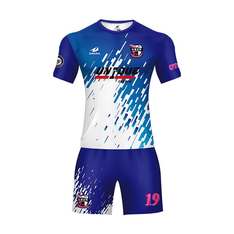 15eddc9d0377d Wholesale Cheap 100% Polyester Mesh T-shirt Team Design Football Kits  Soccer Custom Sublimated Jersey - Buy Football T-shirt,Cheap Soccer  Kits,Custom ...