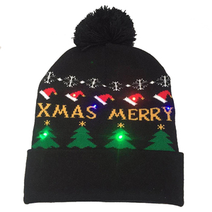 afbb0893fa241 Flashing Beanie Hat