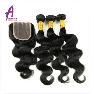 Burmese Cheap Cuticle intact Double wefted braid in weave, China supplier Lowest price 7A Grade Virgin Human hair extension