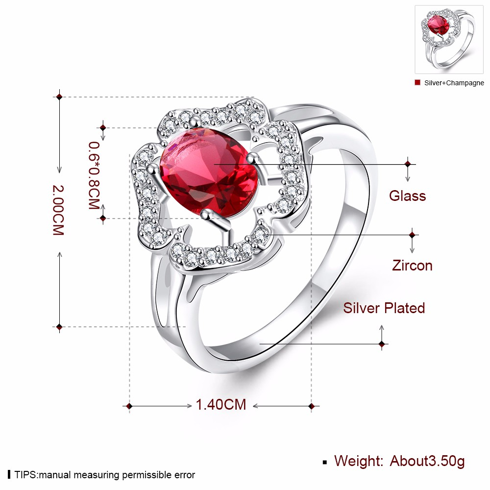 Fashion new model wedding ring, Diamond engagement ring, New Design ZIRCON jewely Rings AR-035 Moonso