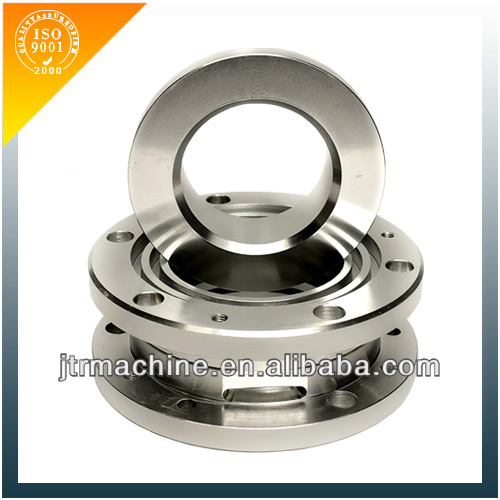 CNC machining aluminum bearing housing for Motor