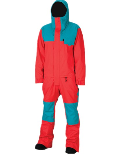 Womens one piece suits for skiing&snowboarding