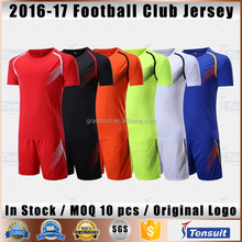 Best selling world cup jersey football printed soccer kits for european teams dropship professional soccer jersey supplier
