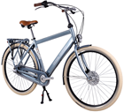 City Bicycle 28'' Aluminum Dutch City Bike/fiets With Carrier Holland Style Bicycle Dutch Bike