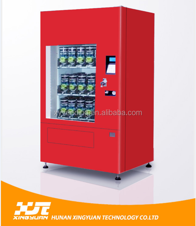 Professional manufacturer of tennis ball vending machine in China